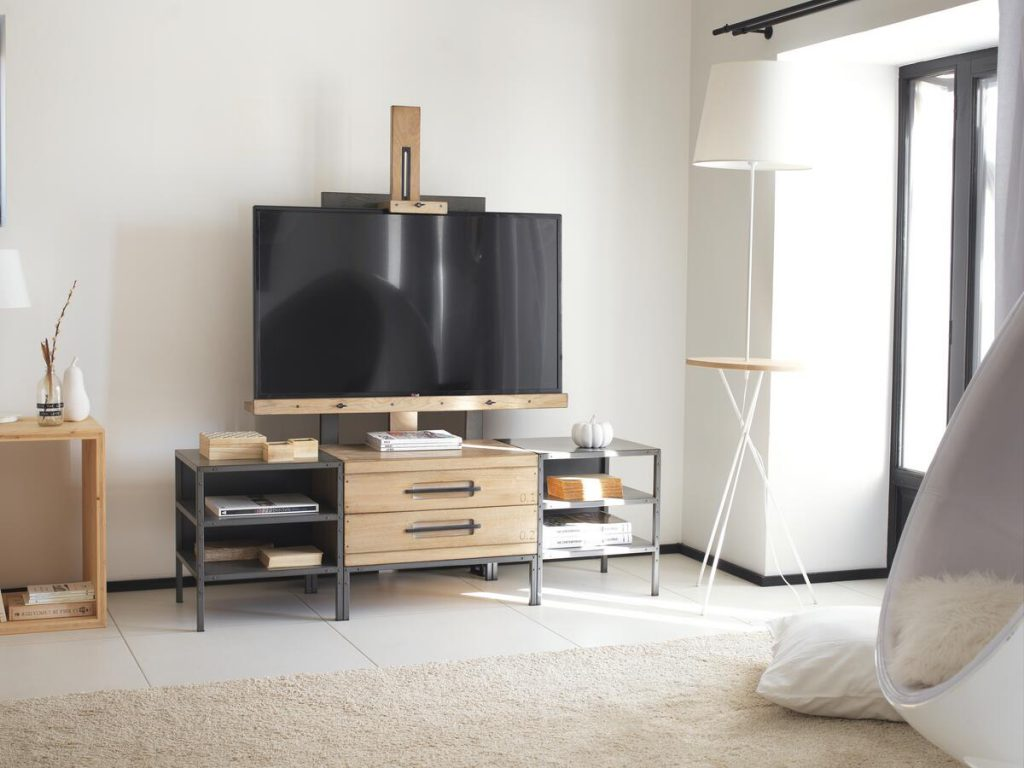 bien choisir son meuble tv blog de l 39 ameublier. Black Bedroom Furniture Sets. Home Design Ideas