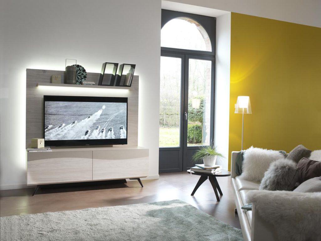 bien choisir son meuble tv blog de l 39 ameublier. Black Bedroom Furniture Sets. Home Design Ideas