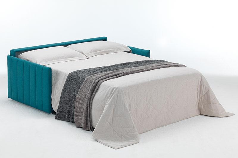 Canapé lit DAUVILLE ouvert