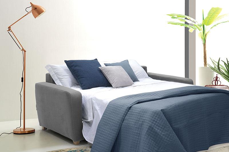 Canapé lit ouvert NORA POP