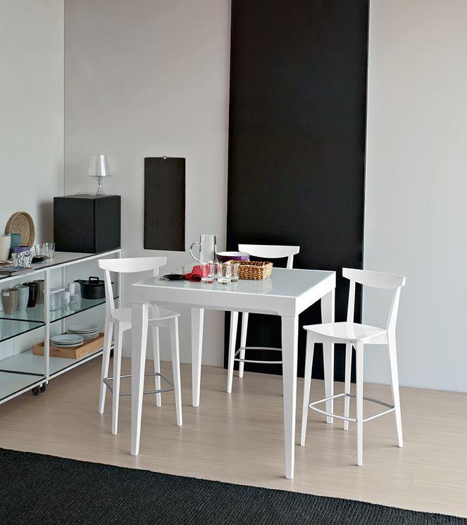 Quelle table à manger choisir pour un petit séjour ?