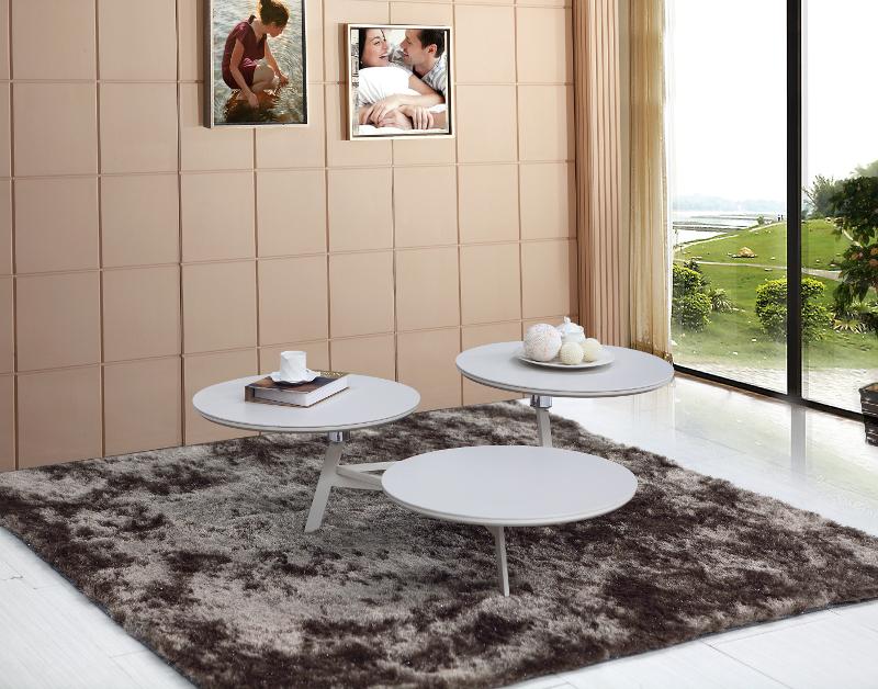 3 bonnes raisons d'adopter une table basse avec plusieurs plateaux