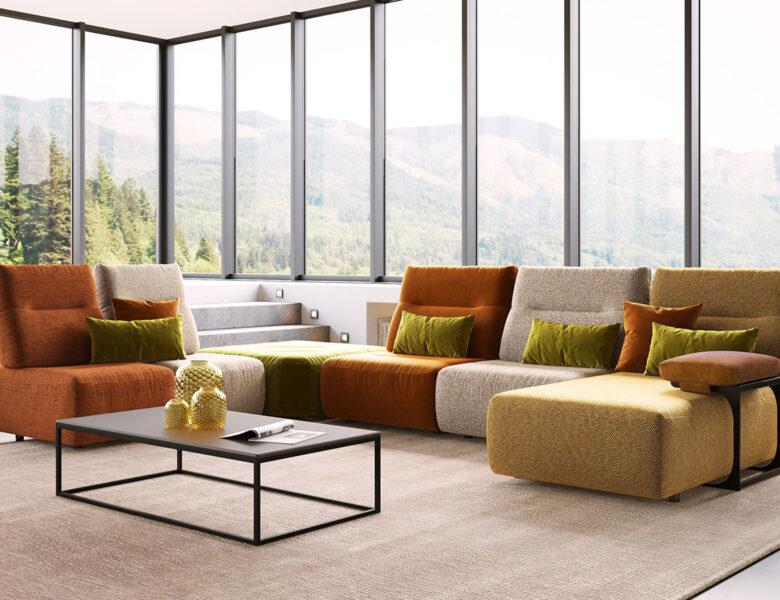 Quel canapé modulable pour mon salon ?