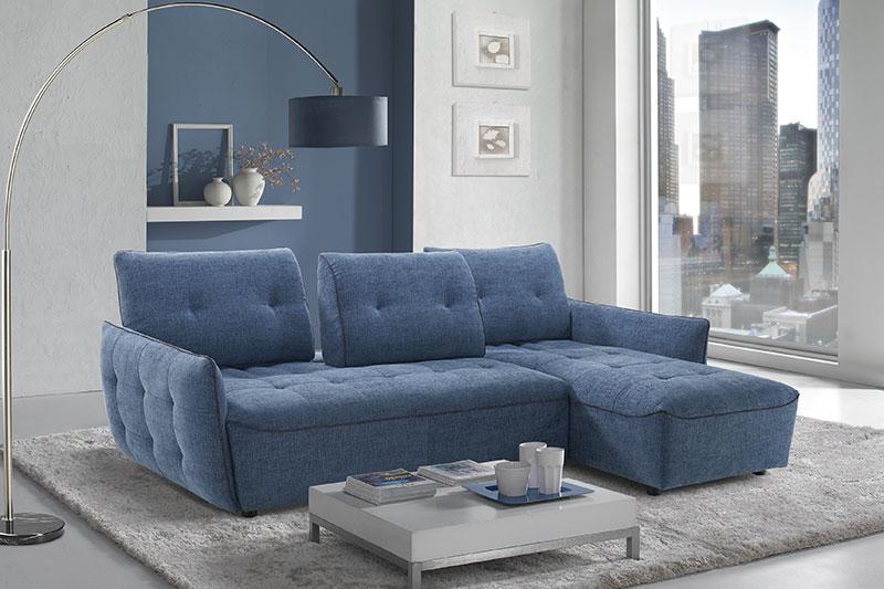 Canapé d'angle chaise longue MARLEY