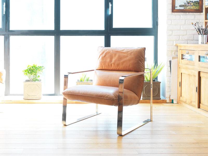 Au salon, 6 idées de fauteuils design et confortables