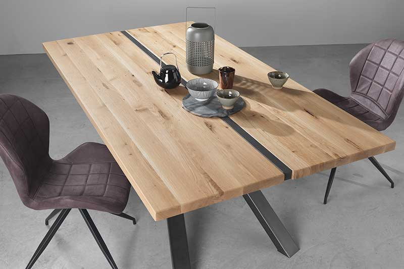 Table en bois JASMIN L'Ameublier