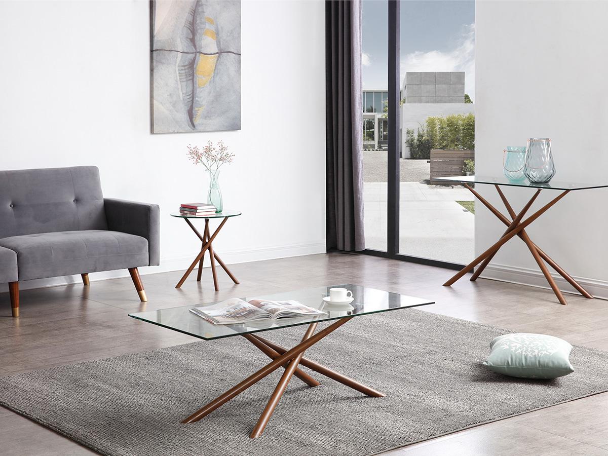 Inspiration : les tendances 2021 pour une table basse design