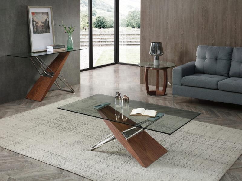 Comment entretenir une table basse en verre ?