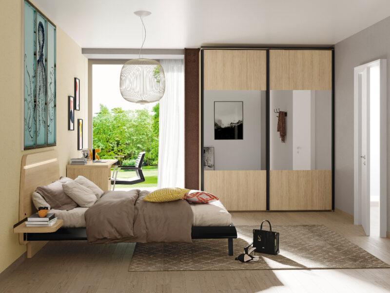 Dressing ou armoire : bien choisir ses portes de placard