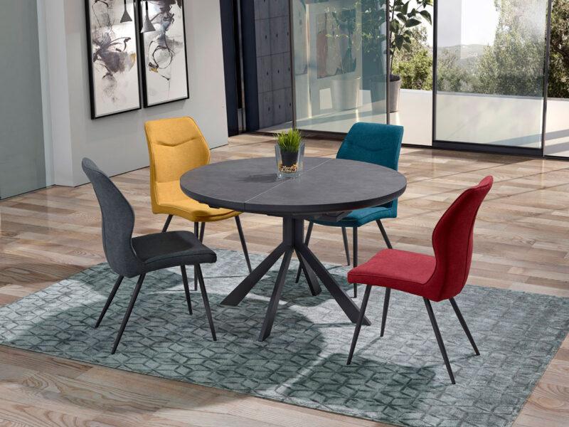 Tendance salle à manger : optez pour une table en céramique design