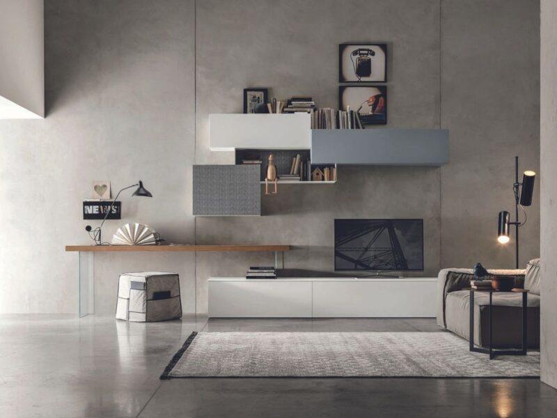 Des meubles modulables et multi fonctions, une solution pour personnaliser son salon